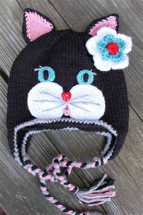 cat hat crochet pattern cat hat crochet pinterest