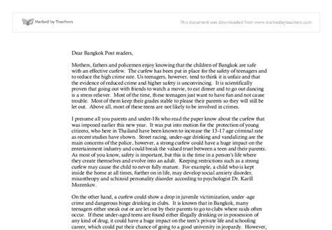 Curfew Essay college essays college application essays curfew essay