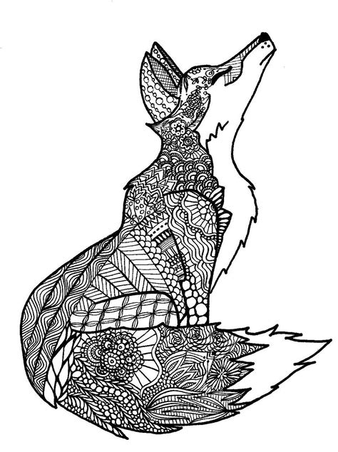coloring pages zentangle animals kearney woman s zentangle coloring book stems from her