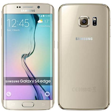 Samsung Galaxy S6 Edge SM G9250 64GB Price Philippines