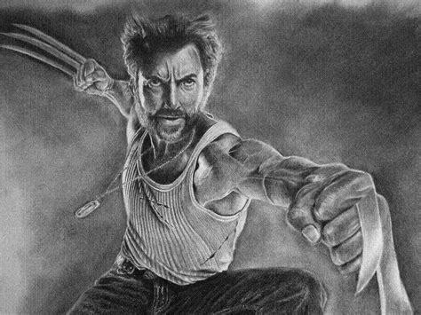 Imagenes De Wolverine En Caricatura A Lapiz | dibujos a l 225 piz de wolverine dibujos a lapiz