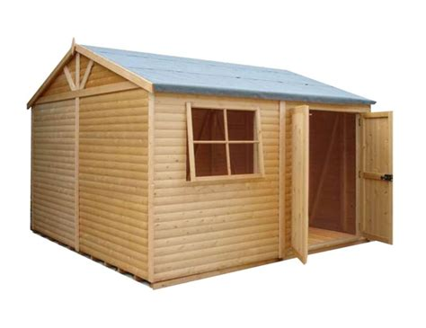 Bandq Shed by Guide To Get Build Shed Without Floor Indr