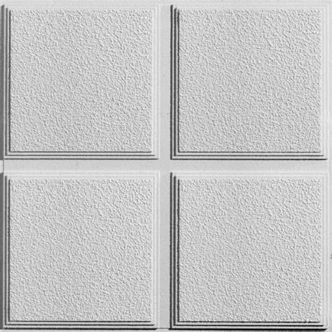 Armstrong Ceiling Tile by Shop Armstrong Cascade Homestyle 12 Pack White Patterned