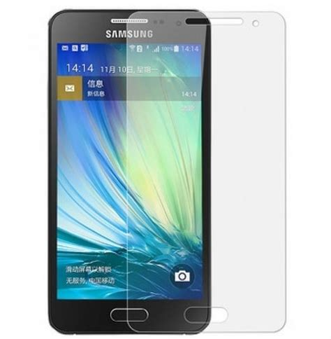 Anymode Clear Galaxy A8 Original 2003 screenguard glossy защитно покритие за дисплея на samsung galaxy a7 прозрачно samsung