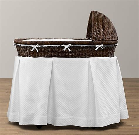 Bassinet Bedding by Heirloom Bassinet Mattress