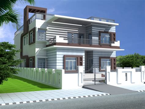 beautiful front side design of home pictures interior