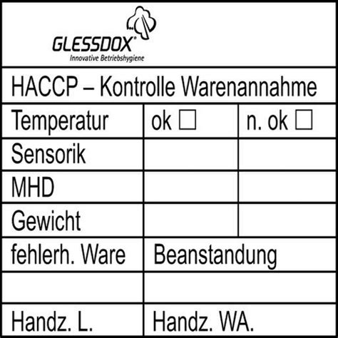 Haccp Commitment Letter cool haccp template pictures inspiration exles