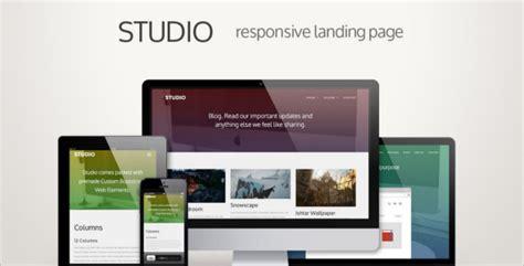 jquery landing page templates free premium templates