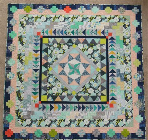 Quilt Beginnings Columbus by Finished Marcelle Medallion Quilt Color Quilts By