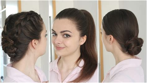 braided hairstyles for greasy hair 3 hairstyles for greasy hair loepsie