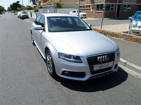 Audi A4 1 8 Fuel Consumption by A4 Sedan A4 1 8t Ambition Multitronic B8 Specifications