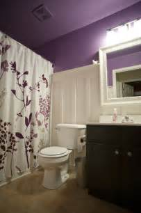 bathroom color decorating ideas 33 cool purple bathroom design ideas digsdigs
