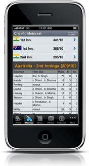 espncricinfo mobile site cricinfo live cricket scores on your mobile espncricinfo mobicast