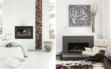 chiminea in garage 30 ideas para decorar el rinc 243 n chimenea mi piso 2015