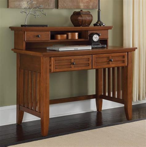 Student Desk With Hutch Cottage Oak Contemporary Oak Desks With Hutch