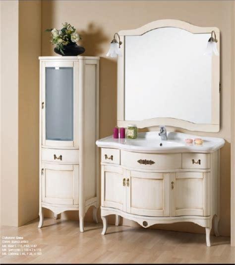 mobili per arredare il bagno mobili arte povera come arredare facilmente un bagno in