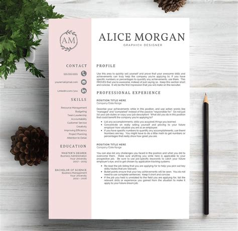 40 Free Printable Resume Templates 2018 To Get A Dream Job Resume Pinterest Free Printable Free Resume Templates 2018