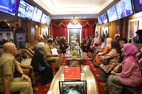 pembuatan akta kelahiran jakarta biro pemerintahan setda provinsi banten bertemu mendagri
