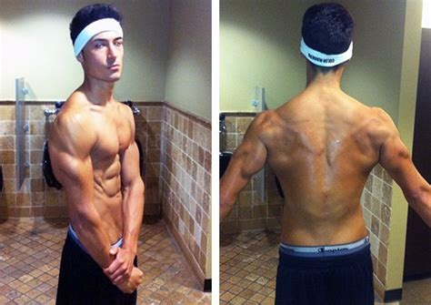 zyzz bodybuilder body transformation channeling his inner zyzz