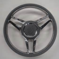 Marine Steering Wheels Uk 123497 Fairline Steering Wheel Grey Bates Wharf Marine Sales