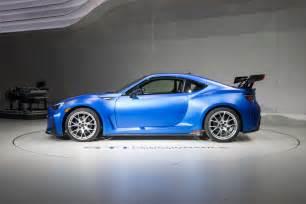 Sti Subaru Brz Subaru Brz Sti Performance Concept Unveiled At 2015 New