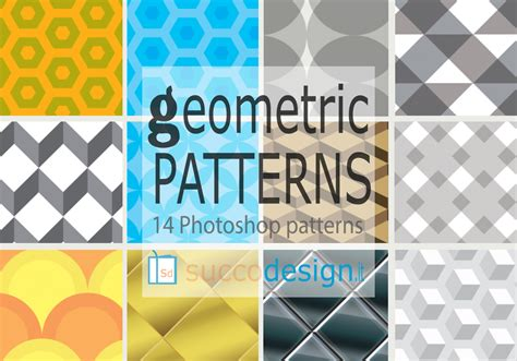 geometric pattern for photoshop photoshop 14 high resolution geometric patterns free