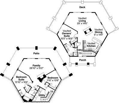 hexagon house design 17 best images about hexagon houses on pinterest house design house plans and image