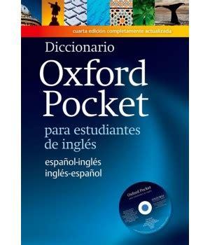 diccionario oxford pocket para diccionario oxford pocket 4 ed cd ed oxford libroidiomas