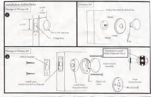 door knob installation go search for tips