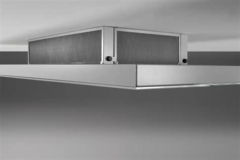 Hottes De Plafond by Airone Hotte Au Plafond Verdi 120 Cm Verre Blanc