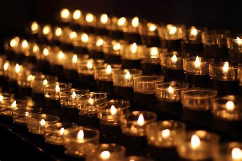 candele chiesa kostenloses foto kerzenschein kerzen kirche