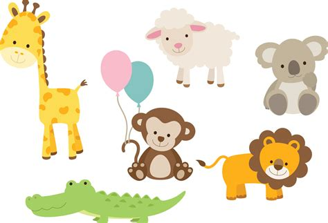 Animal Wall Stickers For Nursery animal decals for nursery baby animal wall stickers