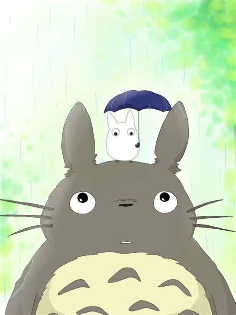 imagenes kawaii de totoro totoro by baiseprinsu on deviantart