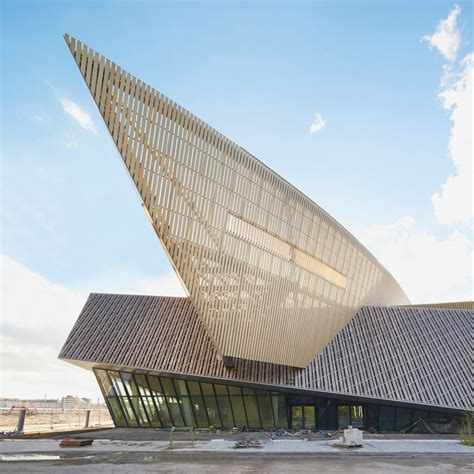 design competition belgium daniel libeskind s mons convention center opens in belgium