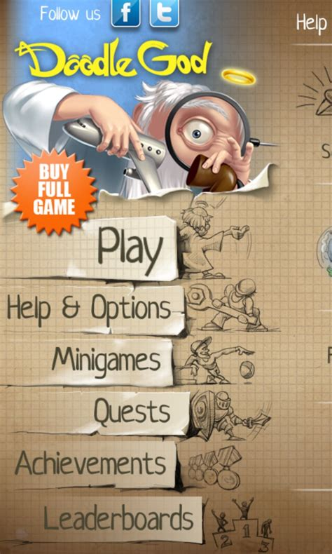 doodle god free review doodle god for windows phone free
