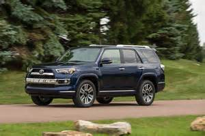 Toyota Four Runner 2016 Toyota 4runner Reviews And Rating Motor Trend