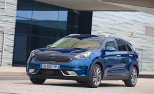 kia planning electric niro suv readying new fuel cell vehicle