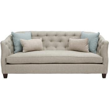 annabelle sofa chic tufted sofa look 4 less