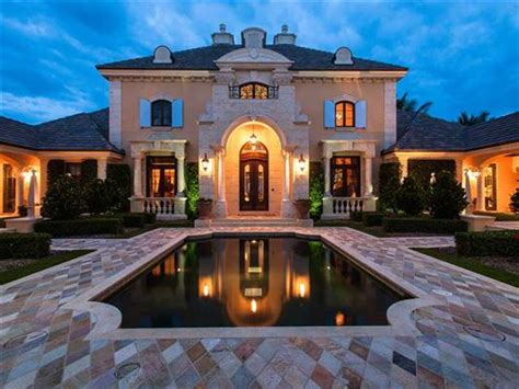 French Provincial In Vero Beach Florida Florida Luxury Vero Luxury Homes