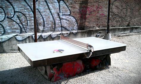 ping pong table in garage ping pong table garage bar