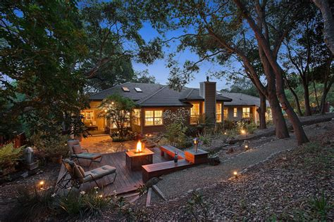 Posey House by Indoor Outdoor Living In Orinda Sfgate