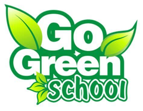 Alliz Go To School Green atian dewi kirei go green school