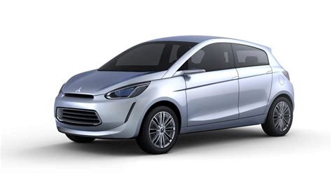 Mitsubishi Cars Mitsubishi Releases Teaser Of Global Small Car