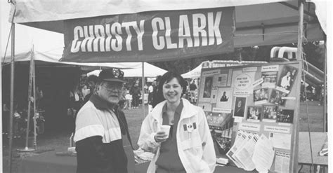 the personal is the political an excerpt from a new book excerpt the political rise of christy clark