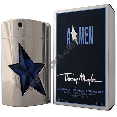Thierry Mugler A Spray 100ml thierry mugler a metal refillable woda toaletowa 100