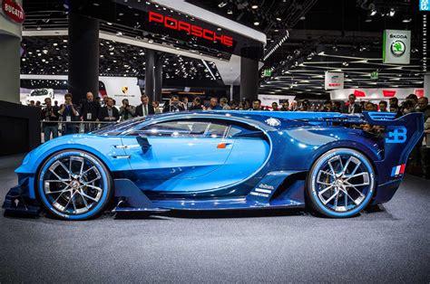 car bugatti 2016 2016 bugatti vision gran turismo concept car
