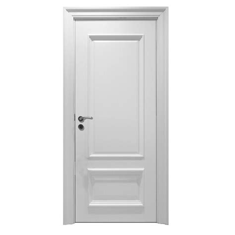 simple door 2014 new oppein simple design white natural teak wooden