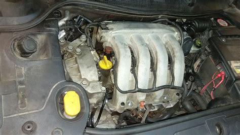 Engine Der Rsc Pajero k engine oliver km0j megane2 grandtour