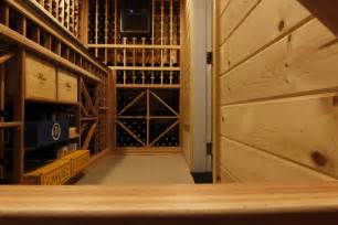 the preferred supplier of custom wine cellars saunas
