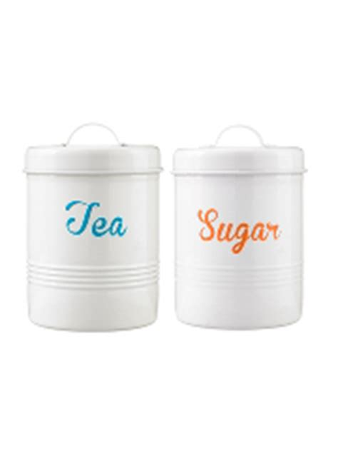 Kitchen Canisters Asda Canisters And Bread Bins Kitchen Storage Home Garden